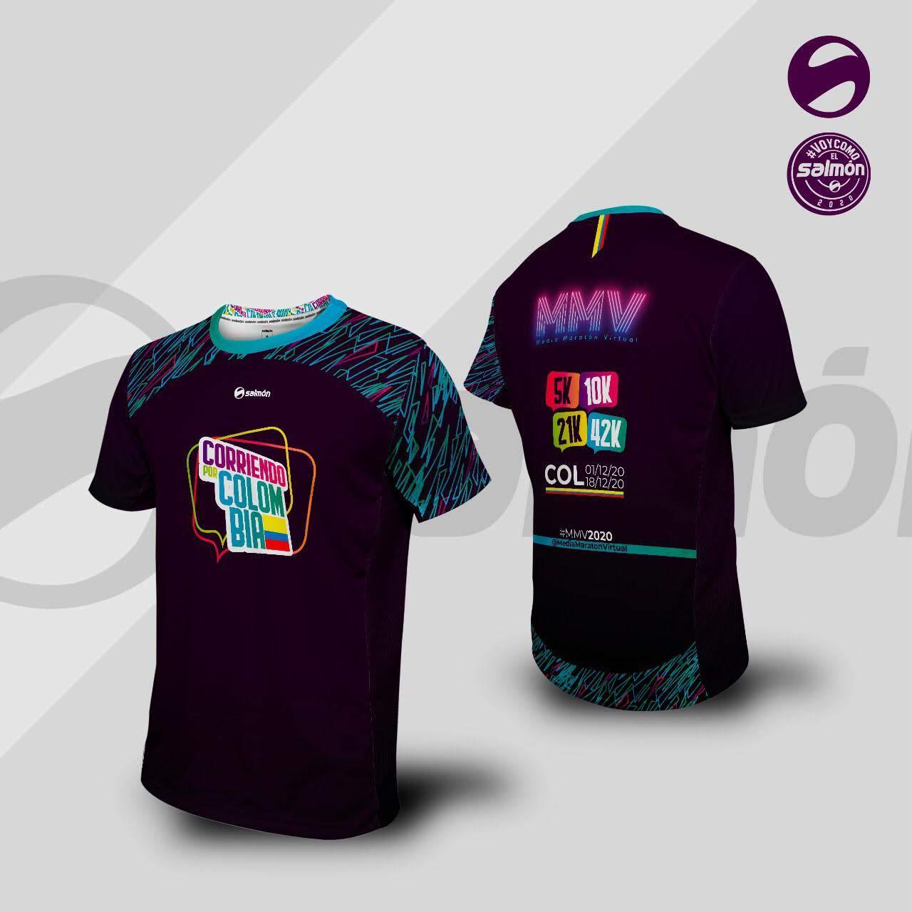 Camiseta mmv2020