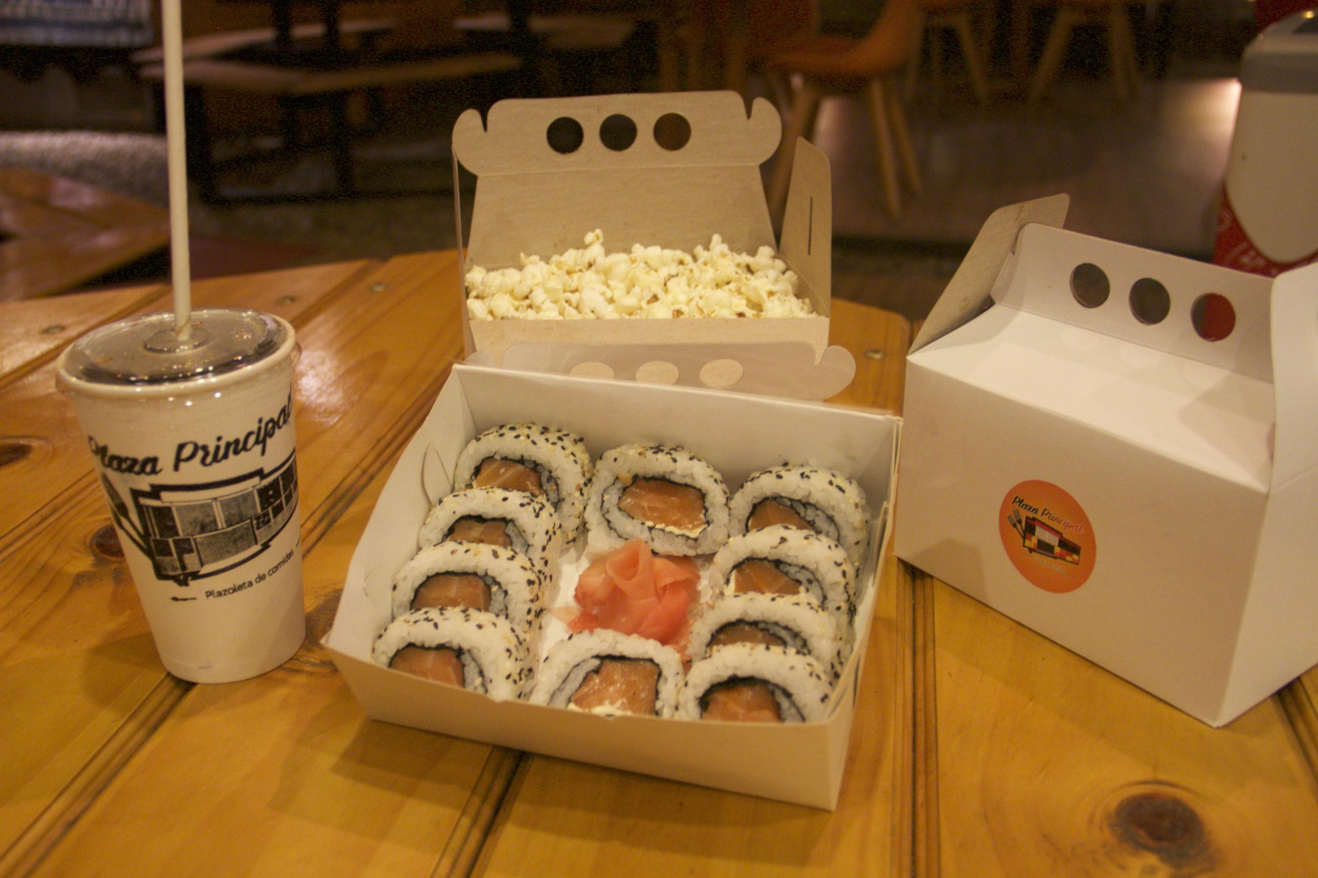 Combo 1 sushi
