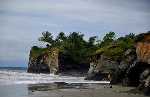 Playas juanchaco ladrilleros turismo colombia