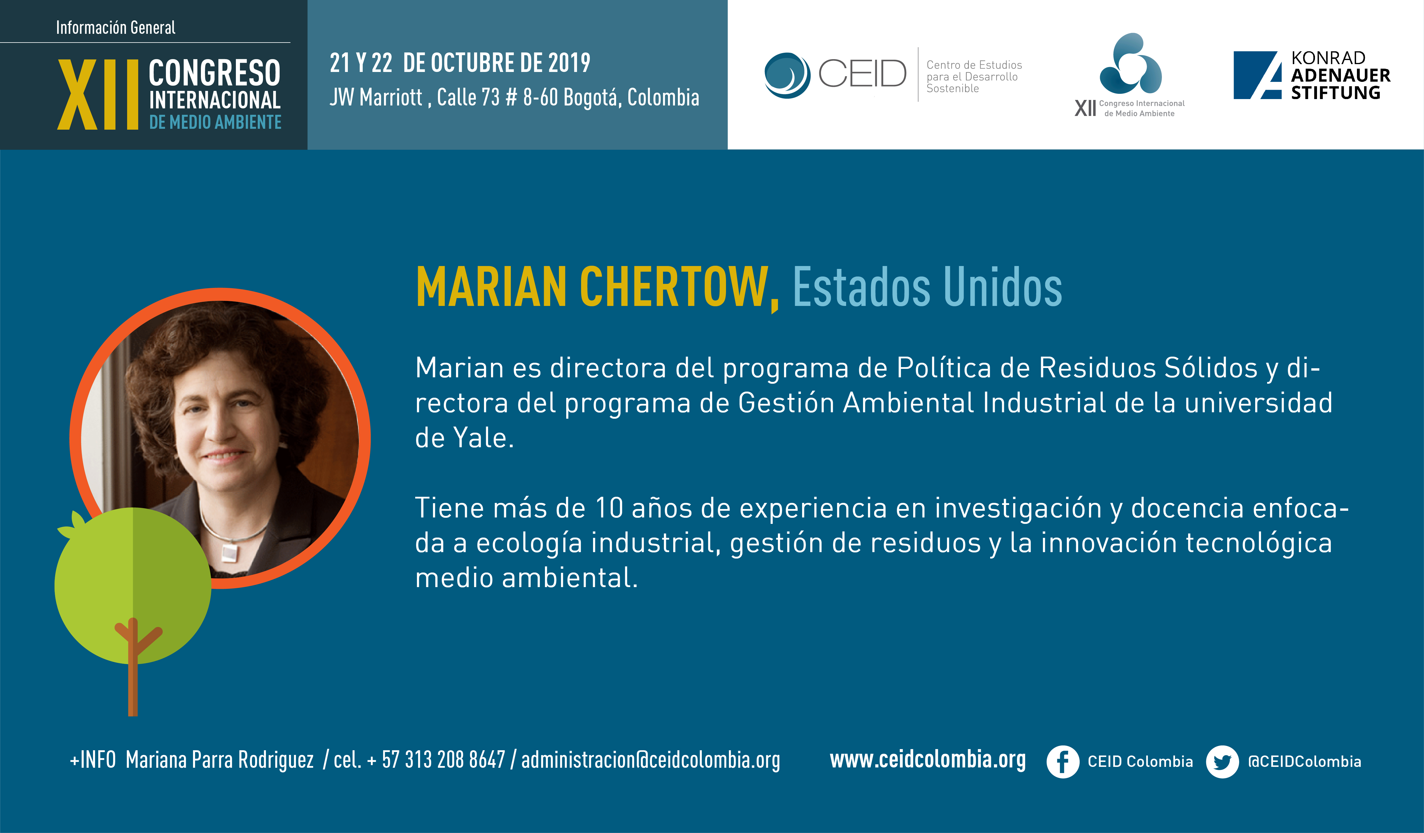 Marian cherton
