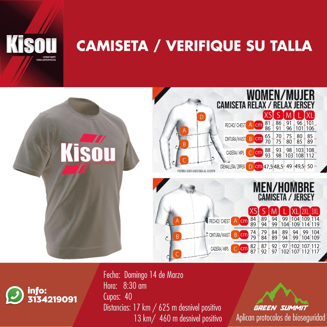 Kisou sport trail 4