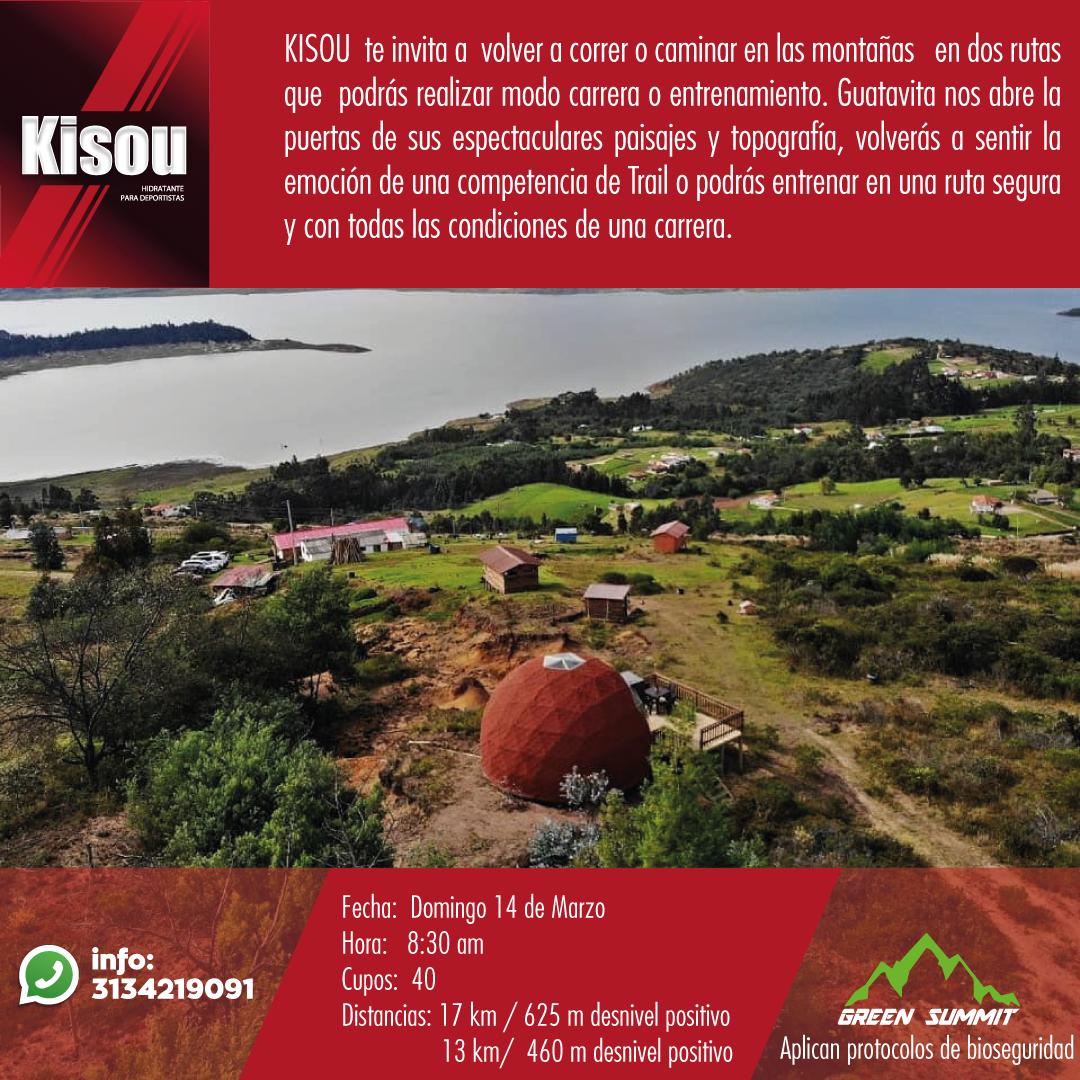 Kisou sport trail 1