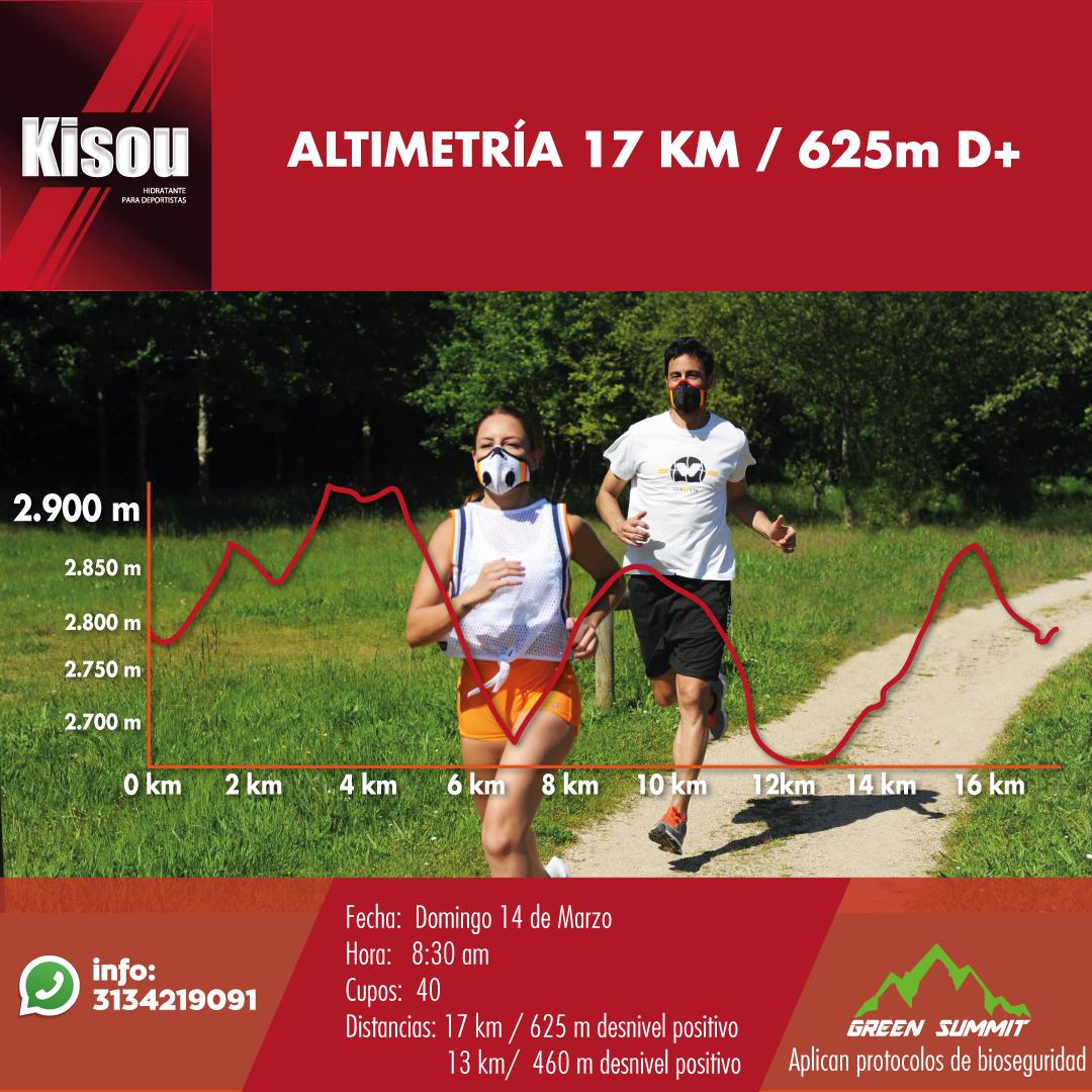 Kisou sport trail 6