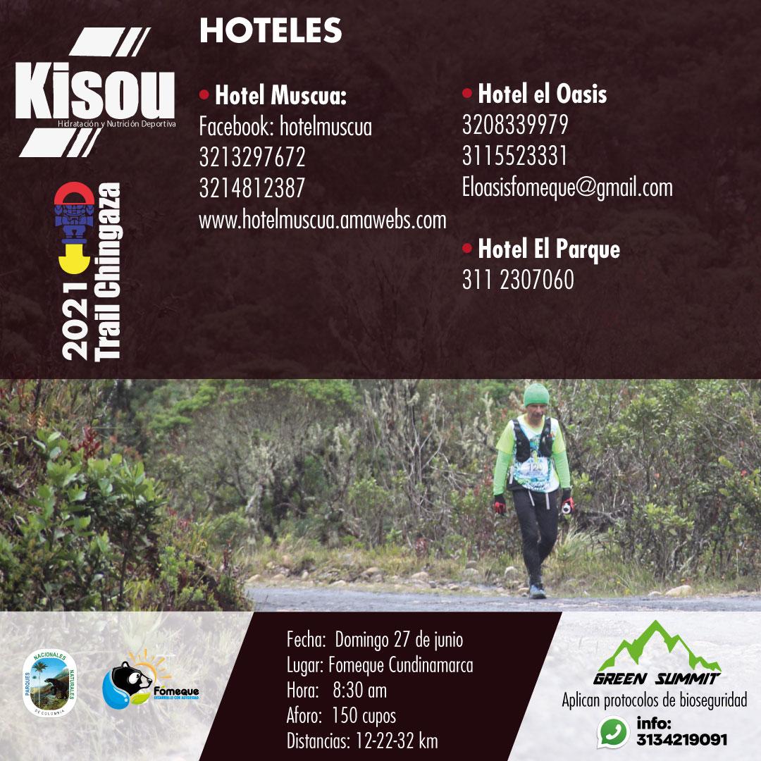 6 hoteles trail chingaza  2021