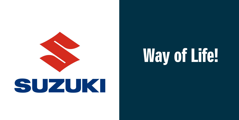 Suzuki way of life logo