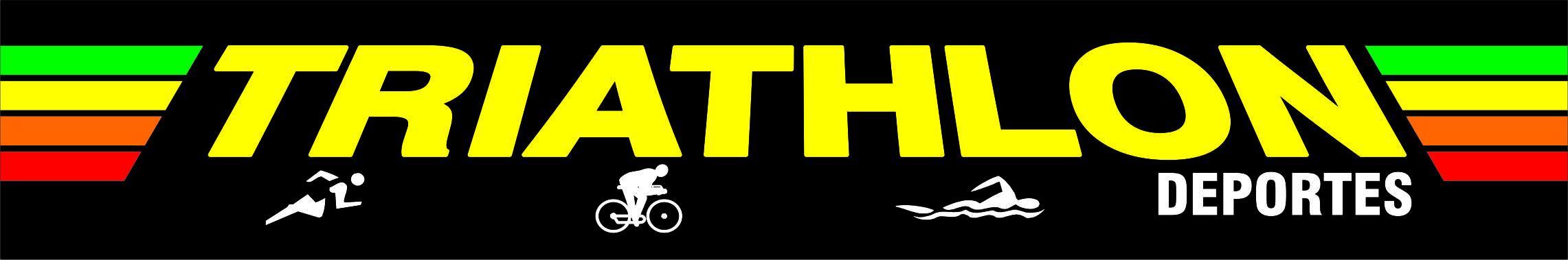 Logo triatlhon sin linea blanca