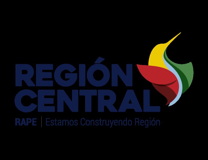 Regioncentral logo tintasplanas