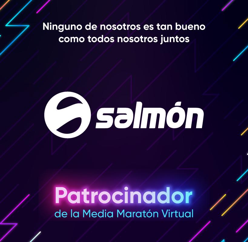 Patrocinador salmon