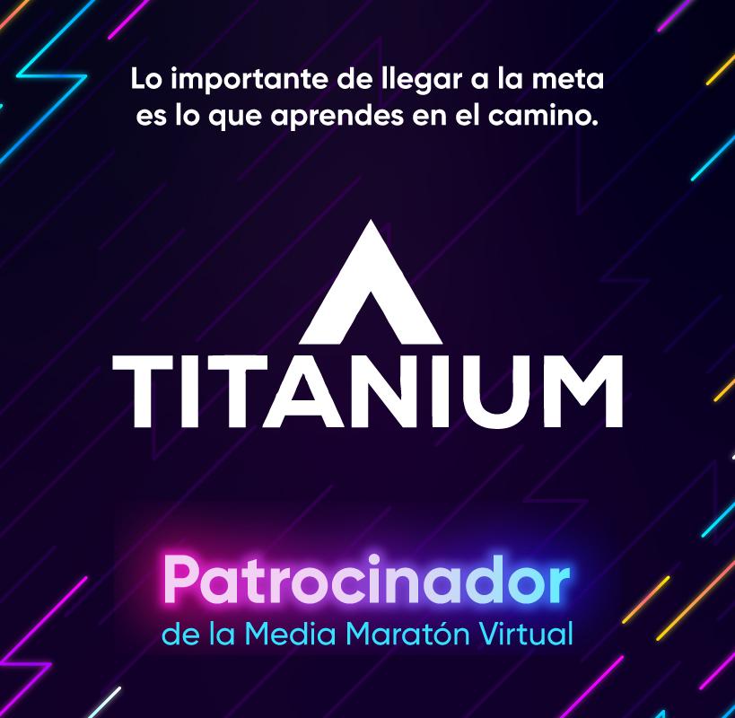 Patrocinador titanium