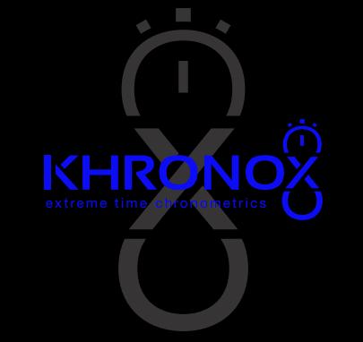 Logo khronox negro